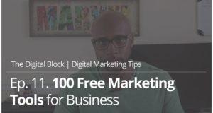 100 Free Marketing Tools (Free PDF!) | Ep.11