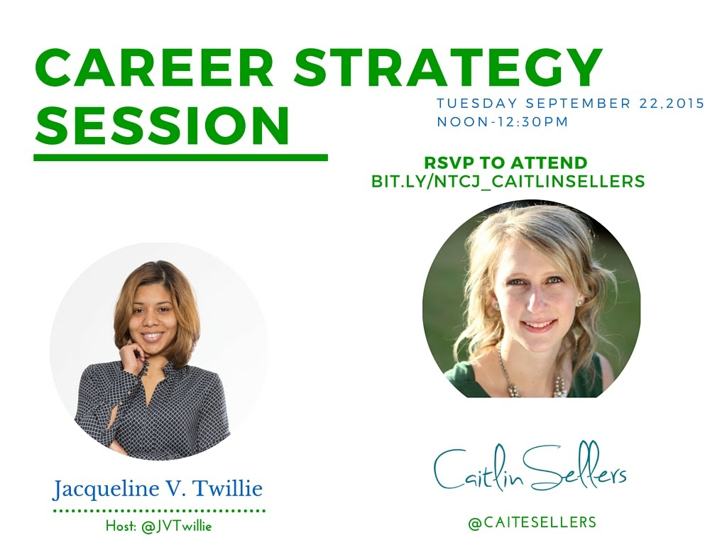 Career Strategy Session with Digital Marketing Therapist Caitlin Sellers