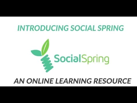 Introducing Social Spring – Effective SEO, Social Media, and Online Marketing strategies