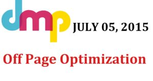July 5th 2015 – Off Page Optimization – Learn SEO , SEO courses, Search Engine Optimization Training
