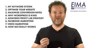 Online Marketing Plan (Technophobes.EIM.Academy)