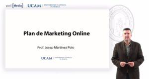 Publicidad Interactiva – Plan de Marketing Online – Josep Martínez