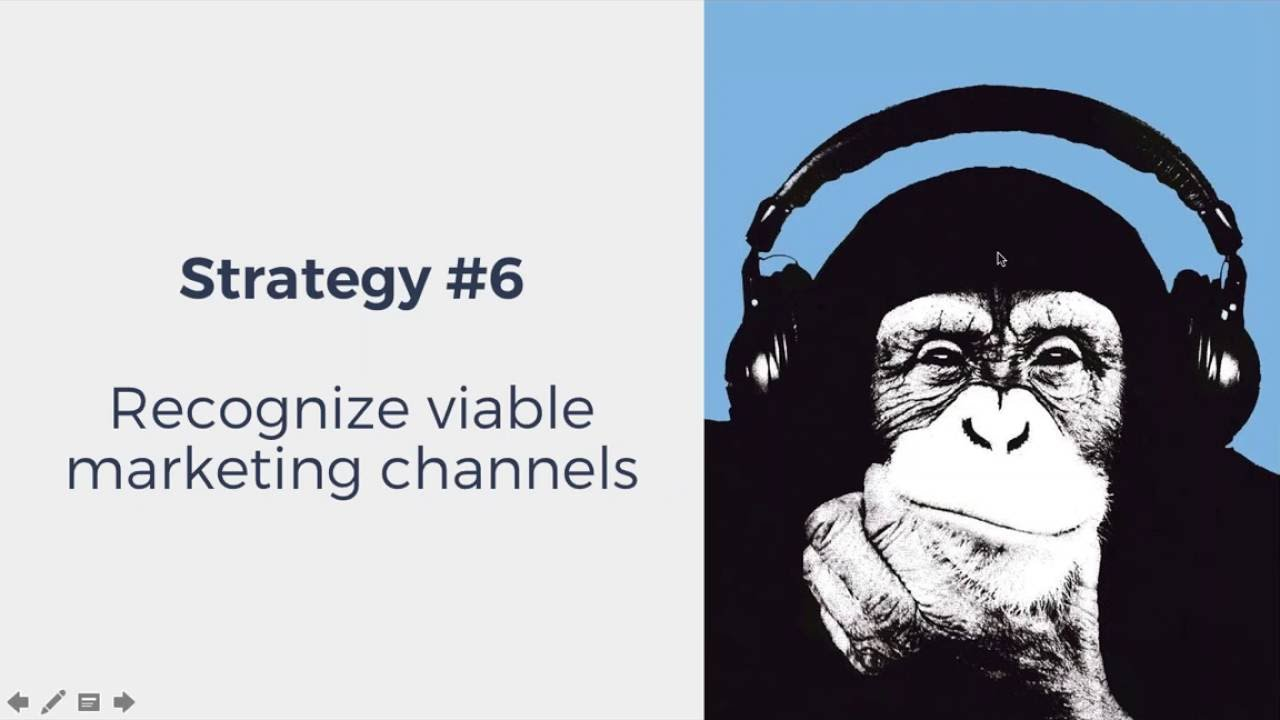 Recognize Viable Marketing Channels – 7 Strategies for Money-Making Membership Websites