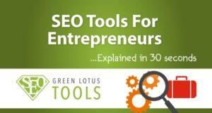 SEO Tools For Startups & Online Marketing Gurus – Free Trial!