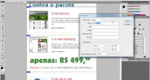 SEO Tutorials E-Mail Marketing Com Photoshop – Slice Tool  Update HD.mp4