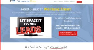 The Conversion Pros Cutting Edge Marketing Tools and Techniques
