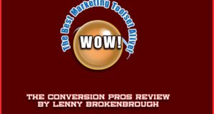 The Conversion Pros Review Marketing Tools for Small Business, and Network Marketing